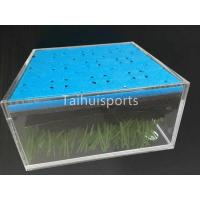 Shock Pad Rubber Underlay For Artificial Grass Three Layers Weather Resistance