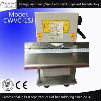 Buy cheap Pre Scoring V Groove PCB Separator V Cut Depanelizer For LED T5 T8 Strip from wholesalers