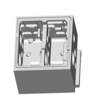 Buy cheap Customized Design Car Bumper Mold , Aluminium Mold Making Rugged Design from wholesalers