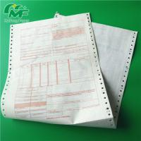Buy cheap Ncr Digital Carbonless Paper , Computer Printing Carbon Copy Paper Sheets OEM from wholesalers