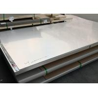 Buy cheap Custom Made 304 Stainless Steel Sheet High Mechanical Properties from wholesalers