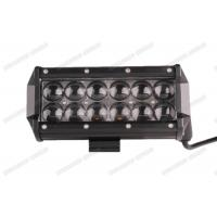 Buy cheap 7.5inch Double LED Light Bar 36w 4x4 Spot / Flood / Combo Beam With 4D Lenses from wholesalers