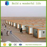 Buy cheap prefabricated steel houses modular shipping containers for sale from wholesalers