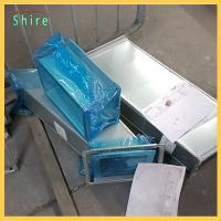 Buy cheap Duct Surface Temporary Plastic Protection Film , Scratch Resistent Cover Film from wholesalers
