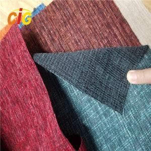 Buy cheap Chenille Design Velvet Sofa Upholstery Fabric143CM-145CM Width Abrasion - Resistant product