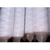 Buy cheap water filter,pp string wounding cartridge filter,pp yarn filter cartridge for nickel plating solution from wholesalers