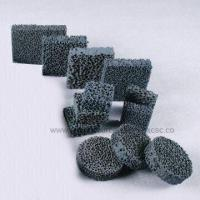 Buy cheap Ceramic Foam Filter with Chemical Stability and Corrosion-resistant for Molten Aluminum from wholesalers