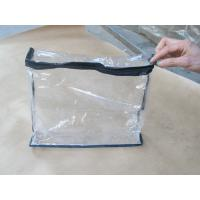 Buy cheap clear pvc sewing cosmetic bag from wholesalers