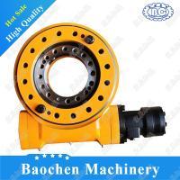 Buy cheap slewing drive W7  7inch sloar tracker slewing bearings slewing drive china slewing drives product