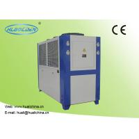 Buy cheap High Efficient Compressor Industrial Air Cooled Water Chiller for Industrial Use from wholesalers