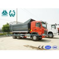 Buy cheap HOWO A7 U Shape Articulated Dump Truck Remote Control Heavy Mining Trucks from wholesalers