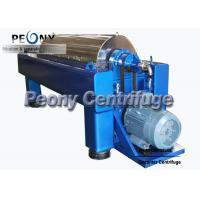Buy cheap Oil Field Decanting Centrifuge / Drilling Mud product