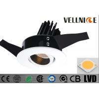 Buy cheap 10W Φ93*H86.5MM 3000K High CRI90 Round New LED Lights With Good Heat Sink ADC12 from wholesalers