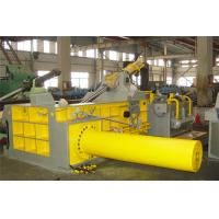Buy cheap Semi - Automatic Hydraulic Baling Press With PLC Control 21.5Mpa Y81T - 200 from wholesalers