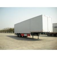 Buy cheap Van with wing opening semi-trailer truck from wholesalers