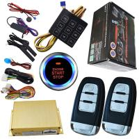 Buy cheap Keyless Entry Engine Start Stop System Mobile App Central Lock Hopping Code Type from wholesalers