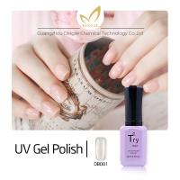 Buy cheap private lable makeup nail polish&UV color change gel nail polish for nail art products from wholesalers