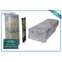 Buy cheap 100% PP Raw Non Woven Weed Barrier Landscape Fabric Protect Plant / Garden / Fruit / Weed Control from wholesalers