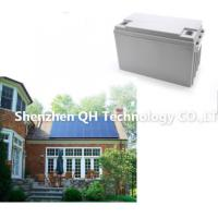 Buy cheap Solar Battery 12V 100AH Lifepo4 Battery Pack  Manufacturer For PV House Energy Storage System from wholesalers