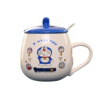 Buy cheap Creative 12 Ounce Glazed Personalised Ceramic Mugs from wholesalers