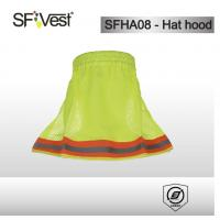 Buy cheap Polyester mesh or oxford fabric PVA cooling reflective safety head band and hat hood product