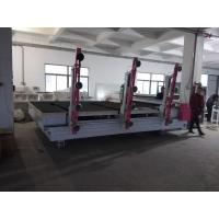 Buy cheap CNC Automatic Glass Cutting Machine with Automatic Glass Loading&Breaking from wholesalers