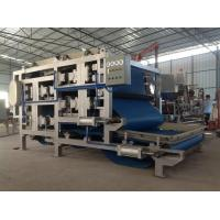 Buy cheap Continuous / Automatic Sludge Belt Filter Press For Cassava Dewatering from wholesalers