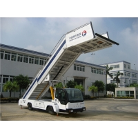 Buy cheap Wheelbase 3000 mm B747 aircraft boarding stairs from wholesalers