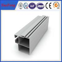 Buy cheap Hot! anodized mill aluminum hollow profile, Railway vehicles structure industrial aluminum from wholesalers