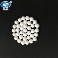 Buy cheap Zirconia Ceramic Grinding Media Balls / Beads 200GPa Elastic Modulus from wholesalers