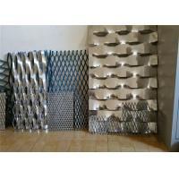 Buy cheap Hot Dipped Galvanized Heavy Duty Expanded Metal Mesh Green For Heavy Machinery from wholesalers