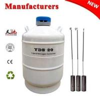 Buy cheap TIANCHI Liquid nitrogen container YDS-20L cryogenic dewars in NU from wholesalers