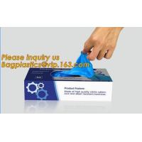 Buy cheap Factory wholesale price nitrile disposable gloves for medical examination use,OEM non-sterilization powder free disposab from wholesalers