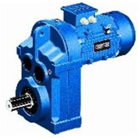Buy cheap F Series Parallel Shaft-helical Gear Reducer product