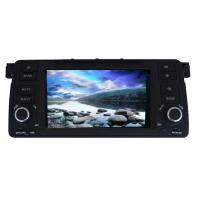 Buy cheap Multimedia Car Navigation System with gps wifi 3g camera input for BMW E46 from wholesalers