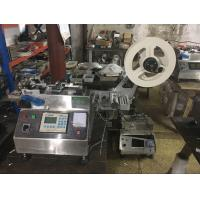 Buy cheap Fully Automatic Label Ribbon Cutter Machine With Micro Computer 60L*44W*44Hmm from wholesalers