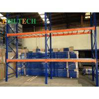 Buy cheap Custom Industrial Wire Mesh Shelving Powder Coated Stainless Supermarket Store Supply from wholesalers