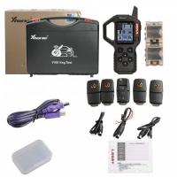 Buy cheap Original V2.4.1 Xhorse VVDI Key Tool Remote Key Programmer Specially for America Cars/European Car/Mid-Eastern Cars from wholesalers