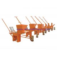 Buy cheap Soil Block Making Machine Price South Africa 2-40 No Power Manual Operate from wholesalers