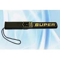 Buy cheap Airport Security Inspection Portable Metal Detector High Detecting Sensitivity from wholesalers