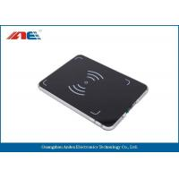 Buy cheap Modern Compact Design RFID Medium Power Reader , High Frequency RFID RS232 Reader from wholesalers