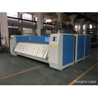 Buy cheap Stainless Steel Roller Laundry Flatwork Ironer / Ironing Machine For Bed Sheets product