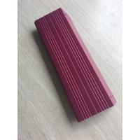 Buy cheap OEM Purple Pink Color Anodizing CNC machined metal parts Laser Cutting Industrial Shell from wholesalers