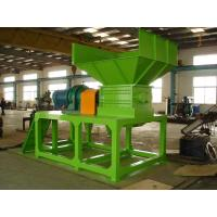 Buy cheap Plastic Recycling Shredder for sale from wholesalers