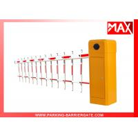 Buy cheap Fence Intelligent Barrier Gate With Manual Clutch Device When Power Off product