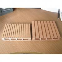 Buy cheap Anti-slip water proof outdoor bamboo decking from wholesalers