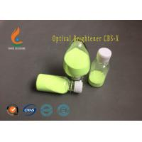 Buy cheap Chemical Auxiliary Agent FB-351 CBS X Optical Brightener 562.6 Molecular Weight from wholesalers