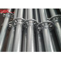Buy cheap Formwork Construction Layher Scaffold Components Four Way Roud Scaffold product
