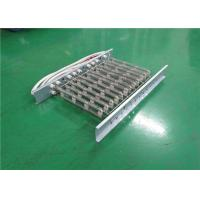 Buy cheap Multi Function Electric Heat Strips Open Coil Heating Elements 18 Months Warranty from wholesalers
