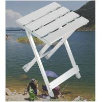 Buy cheap Aluminum outdoor fishing chair folding chair portable folding foot stool Mini Folding Chair from wholesalers